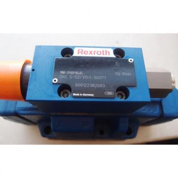 REXROTH 4WE 6 G7X/HG24N9K4 R901130747 Directional spool valves